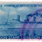 (I.B) Cinderella Collection : London Stamp Exhibition 1939 (SS Empress)