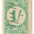 (I.B) Australia - Western Australia Revenue : Financial Emergency Tax 1/-