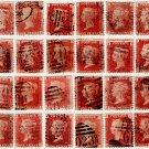 (I.B) QV Postal : SG 43 Collection