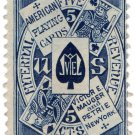 (I.B) US Revenue : Playing Card Duty 5c (Mauger & Petrie)