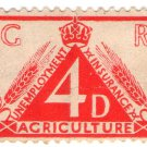 (I.B) George V Revenue : Agricultural Unemployment Insurance 4d