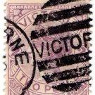 (I.B) Australia - Victoria Revenue : Stamp Duty 2d (postal)