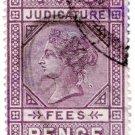 (I.B) QV Revenue : Judicature Fees 2d (1881)