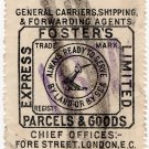 (I.B) Cinderella Collection : Foster's Parcels Express