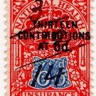 (I.B) George V Revenue : National Health & Insurance 6/6d