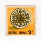 (I.B) National Savings : Florin 2/-