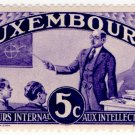 (I.B) Luxembourg Postal : Intellectuals Fund 5c