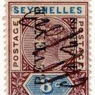 (I.B) Seychelles Revenue : Internal Revenue 4c on 8c OP