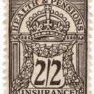 (I.B) George V Revenue : Health & Pensions Insurance 2/2d