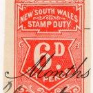 (I.B) Australia - NSW Revenue : Promissory Note 6d