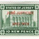 (I.B) Jersey Revenue : Justice 10p