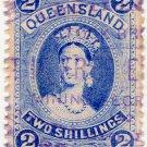 (I.B) Australia - Queensland Revenue : Duty 2/-