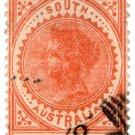 (I.B) Australia Postal : South Australia 4d