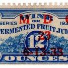 (I.B) US Revenue : Wine or Fermented Fruit Juice 12oz