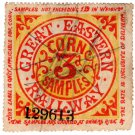 (I.B) Great Eastern Railway : Corn Samples 3d