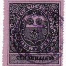 (I.B) Southampton Revenue : Town Court Fees 10/-