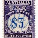 (I.B) Australia Revenue : Tax Instalment $1