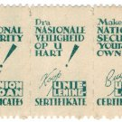 (I.B) South Africa Cinderella : Union Loan Publicity Labels