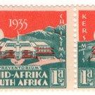 (I.B) South Africa Cinderella : Chrismas Seal (1935)