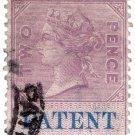 (I.B) QV Revenue : Patent Office 2d (1879)