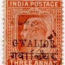 (I.B) India Postal : Gwailor 3a OP