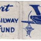 (I.B) Great War Cinderella : Flag Day (Southern Railway Fulmar Fund)