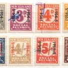 (I.B) New Zealand Revenue : Social Security Collection (1954-1955)