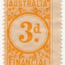 (I.B) Australia - Western Australia Revenue : Financial Emergency Tax 3d