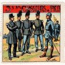 (I.B) Cinderella : Delandre Great War Regiments - 3rd Battalion Foot