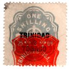 (I.B) Trinidad & Tobago Revenue : Duty Stamp 1/-