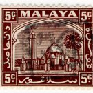 (I.B) Malaya States Revenue : Selangor (Japanese Occupation) 5c