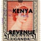 (I.B) KUT Revenue : Kenya Duty £1