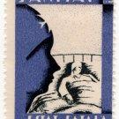 (I.B) Spain Cinderella : Civil War Charity Stamp 10c (Catalonia)
