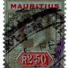 (I.B) Mauritius Revenue : Duty 2R 50c