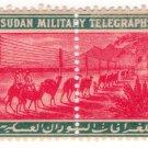 (I.B) Egypt Telegraphs : Military Telegraph 10pi