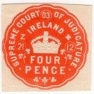 (I.B) QV Revenue : Ireland Supreme Court of Judicature 4d