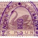 (I.B) Australia - Western Australia Revenue : IR £5