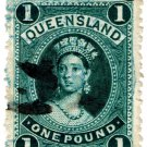 (I.B) Australia - Queensland Revenue : Duty £1