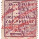 (I.B) Cinderella Collection : Manchester Parcel Delivery Company 1/-