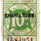 (I.B) London Midland & Scottish Railway : Midland Division 10d (Chapeltown)
