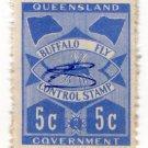 (I.B) Australia - Queensland Revenue : Buffalo Fly 5c