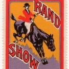 (I.B) South Africa Cinderella : Rand Show (1927)