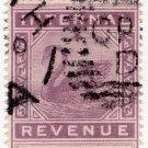 (I.B) Australia - Western Australia Revenue : IR 1d (postally used)