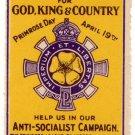 (I.B) Cinderella Collection : Anti-Socialist Campaign