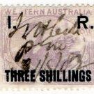 (I.B) Australia - Western Australia Revenue : IR 3/-