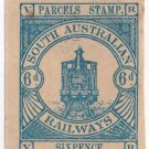 (I.B) Australia - South Australia Railways : Parcels 6d