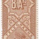 (I.B) India Telegraphs : 8a Brown