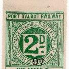 (I.B) Port Talbot Railway : Letter 2d