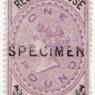 (I.B) QV Revenue : Register House Scotland £1