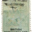 (I.B) British Bechuanaland Revenue : Duty 1/- (postal)